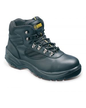 Apache Black S3 Hiker With Midsole AP303