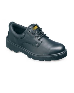 Apache Black Padded Safety Shoe AP306SM