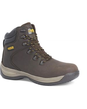 Apache AP315CM Brown Safety Hiker Boots