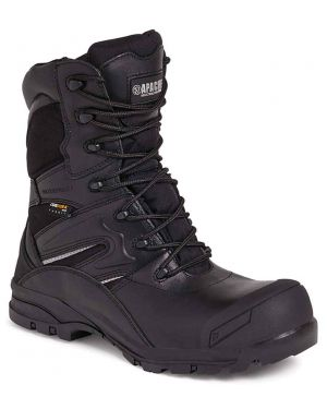 Apache Combat Side Zip Composite Safety Boots