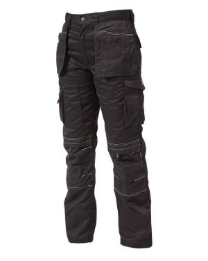 Apache Knee Pad Holster Trousers Black