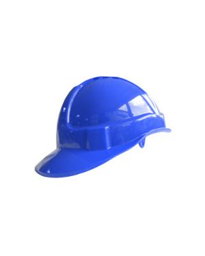 Webbed and vented hard hat