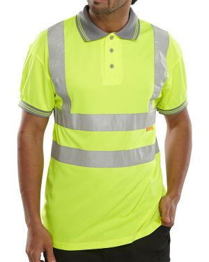 Hi Vis PK Polo Shirt