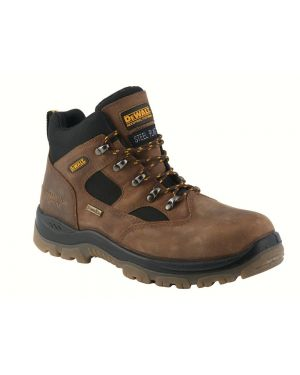 Dewalt Challenger 3  Brown Sympatex Safety Boots