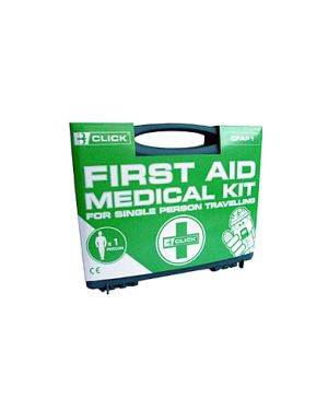 1 Person First Aid Box