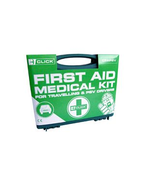 Travelling PSV First Aid Kit