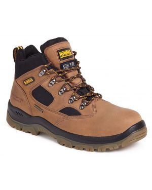Dewalt Challenger Brown Sympatex Safety Boots