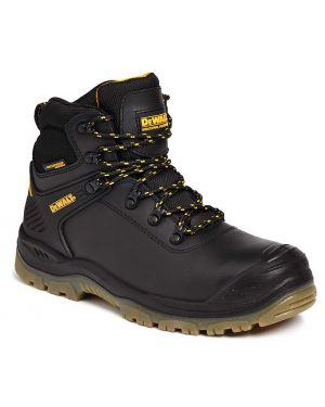 Dewalt Newark Black Safety Boots