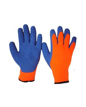 Multi Purpose Latex Palm Coated Heavy Fleeced Gloves (1 Pair)