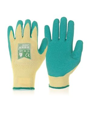 Multi Purpose Latex Palm Coated Gloves ( PACK OF 10 )