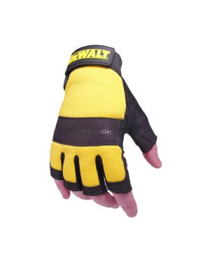 Dewalt All Purpose Fingerless Performance 4 glove