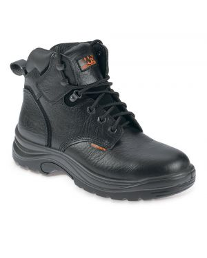 SS604SM Worksite Black Safety Boots