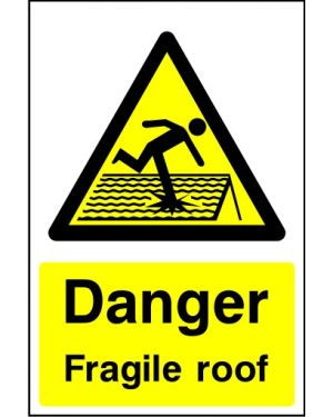 SSCONS0024 | Danger: Fragile roof