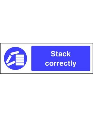 SSMANDMG0002 | Mandatory: Stack correctly