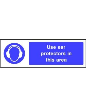 SSMANDP0007 | Mandatory: Use ear protectors in this area