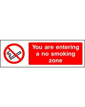 SSPROHS0008 | Prohibition: you are entering a no smoking zone