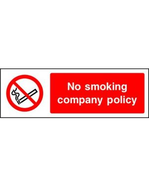 SSPROHS0009 | Prohibition: no smoking company policy