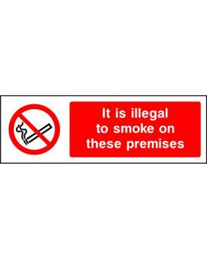 Prohibition: It Is Illegal To Smoke On These Premises