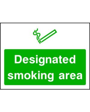 Prohibition: Designated Smoking Area