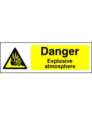 SSWARNC0003 | Warning: Danger explosive atmosphere (2)
