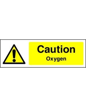 SSWARNC0010 | Warning: Caution oxygen