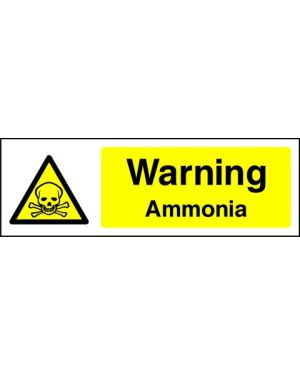 Warning: Ammonia