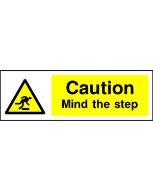 SSWARNG0011 | Warning: Caution mind the step