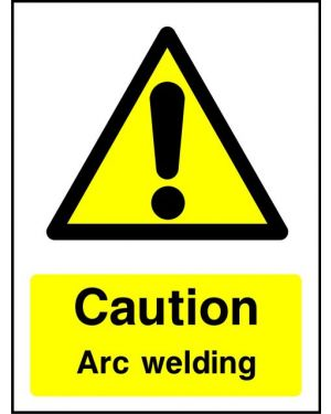 Warning: Arc Welding