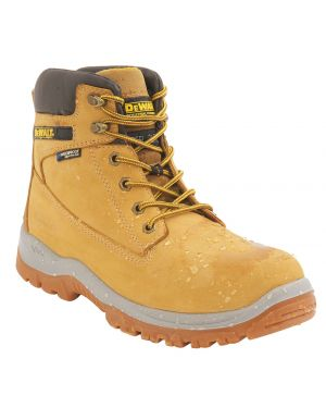 Dewalt TITANIUM Honey Leather Breathable Waterproof Safety Boots