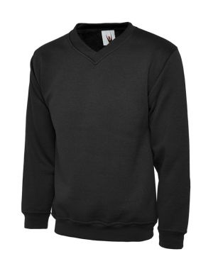 V-Neck Sweatshirt (Premium)