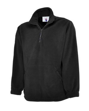 Quarter Zip Fleece (Premium)