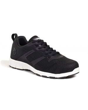 Apache Vault Black Mesh Safety Trainers