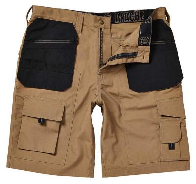 We have plenty of work shorts for this boiling weather!